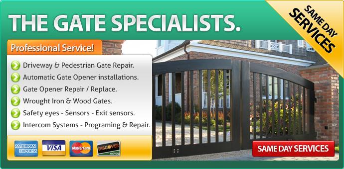 Gate repair Santa Ana CA